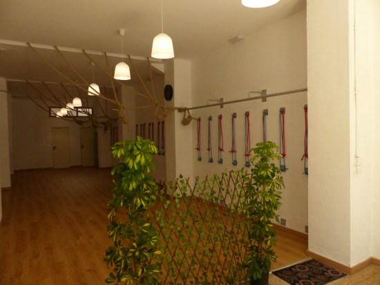 Centro de Yoga Iyengar, Abdón Nacarino,